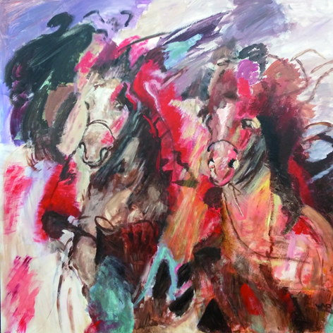 paarden new
